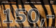 150,- Euro Gutschein (per Post)
